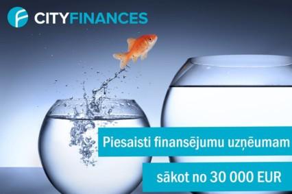 Kā piesaistīt finansējumu savam uzņēmumam?