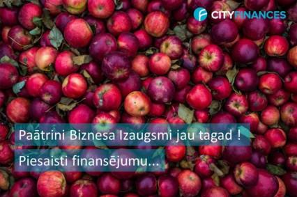 Finansējuma piesaiste salīdzinot ar atrie krediti uzņēmumiem