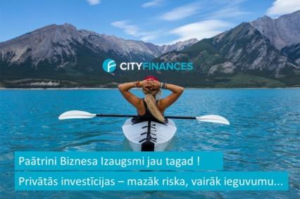 Privātas investīcijas